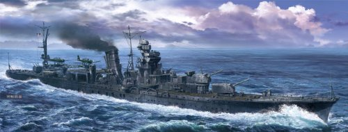 日本海軍 軽巡洋艦 阿賀野 (1/350 40076)