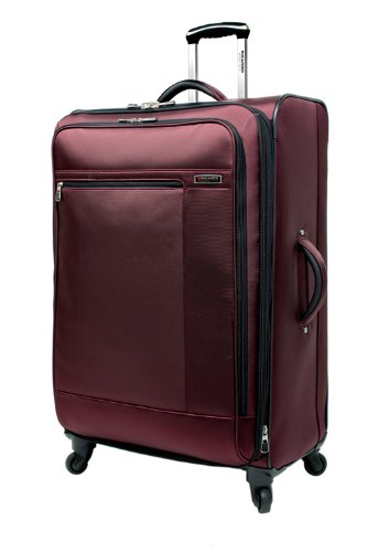 Ricardo Beverly Hills Luggage Sausalito Superlite Freewheelers 28-inch Expandable Upright, Pomegranate, 28 X 19 X 11 B0041Z4SXA
