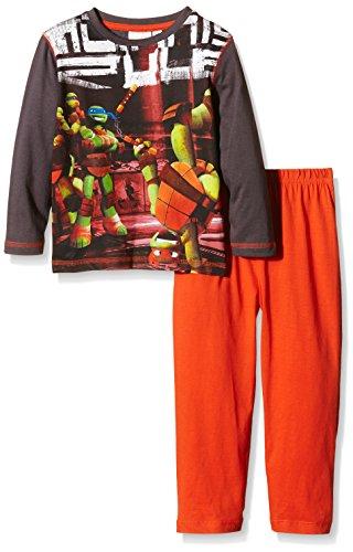 nickelodeon-boys-ninja-turtles-long-sleeve-pyjama-set-coloquinte-6-years