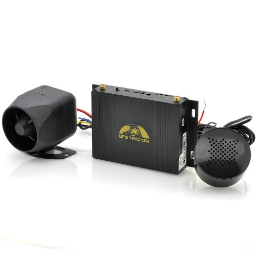 "GPS GpsOrNavigationSystem ""Argus"" - 2 Way Voice Communication, Central Locking System, Live Tracking"