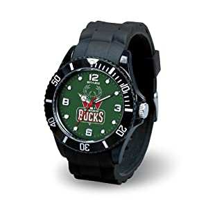 NBA Milwaukee Bucks Mens Team Watch Sparo Spirit by SPARO Spirit