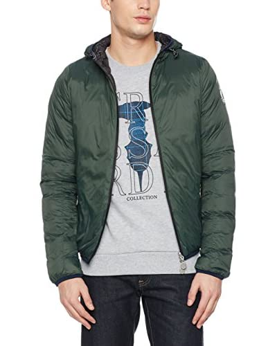 Trussardi Collection Steppjacke grün