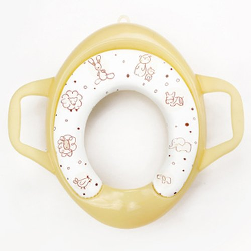 Tobey Saddle Potty Seat Soft Toilet Training
