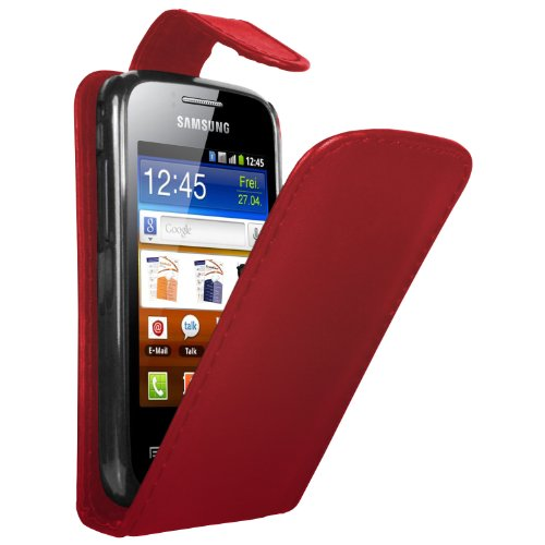 red-leather-vertical-case-for-samsung-gt-s6102-galaxy-y-duos-flip-phone-pouch-cover-skin-2-membrane-