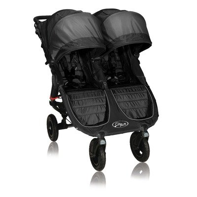 City Mini GT Double Stroller Color: Shadow /