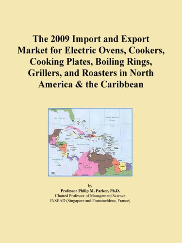 The 2009 Import And Export Market For Electric Ovens, Cookers, Cooking Plates, Boiling Rings, Grillers, And Roasters In North America & The Caribbean front-449511