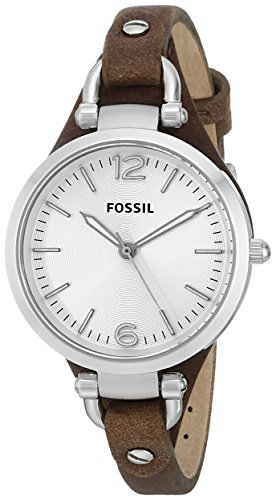 Fossil Women's ES3060 Georgia Three Hand Tan