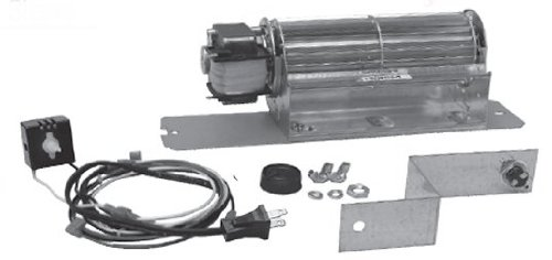 Napolean/Continental Fireplace blower (GZ550) Rotom Replacement # R7-RB58 photo B000IGED22.jpg