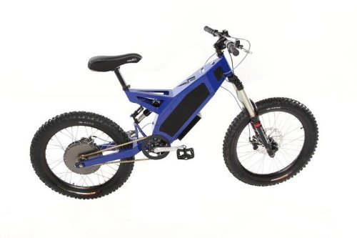 Stealth Fighter 3kW 2-Speed 32 MPH Zero Emission Electric Bike