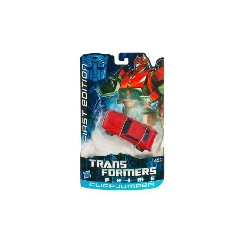 Transformers Prime Deluxe Series Cliffjumper First Edition by Hasbro (English Manual) günstig