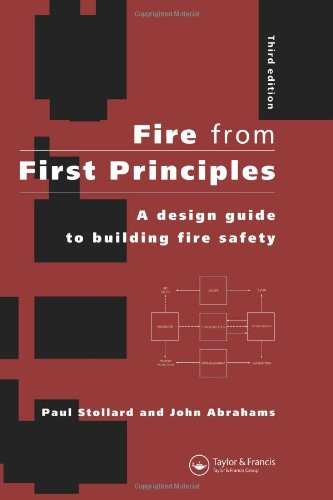 Das Feuer von First Principles: A Design Guide to Building Fire Safety