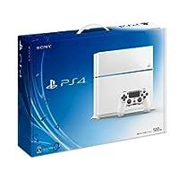 PlayStation4 グレイシャー・ホワイト 500GB(CUH1100AB02)