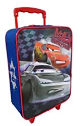 Disney Cars Luggage - Kids Pilot Case