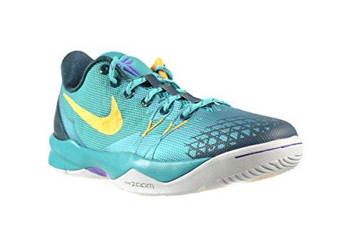 quality design a09bf 8a40d Nike Zoom Kobe Venomenon 4 Men s Shoes Turbo Green Atomic  Mango-Nightshade-Purple 635578-302 (10.5 D(M) US)