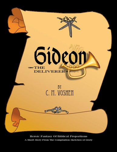 Gideon (Sketches of Glory Book 2)