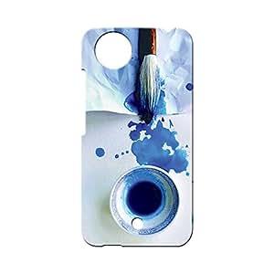BLUEDIO Designer Printed Back case cover for Micromax A1 (AQ4502) - G4137