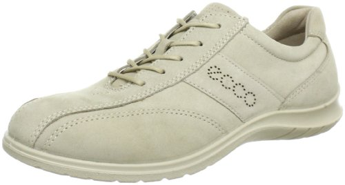 ecco ECCO SKY 211503/02004 Womens Lace-Up Shoe, Beige 8 UK
