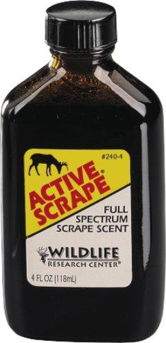 Wildlife Research 240-4 Active Scrape Time Release Formula  4-Fluid OuncesB0000AVY0U : image