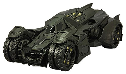 Batman Arkham Knight Diecast Modell 1/18 Batmobile Hotwheels Elite Edition Mattel Hot Wheels