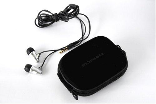 marantz マランツ Headphone インイヤー・ヘッドホン HP101 シルバー