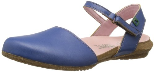 El Naturalista Womens Fashion Sandals N418 Blue 4 UK, 37 EU