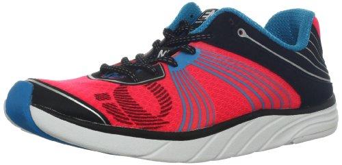 Pearl iZUMi Women's W EM Road N 1 Running Shoe,Electric Pink/Black,12 M US