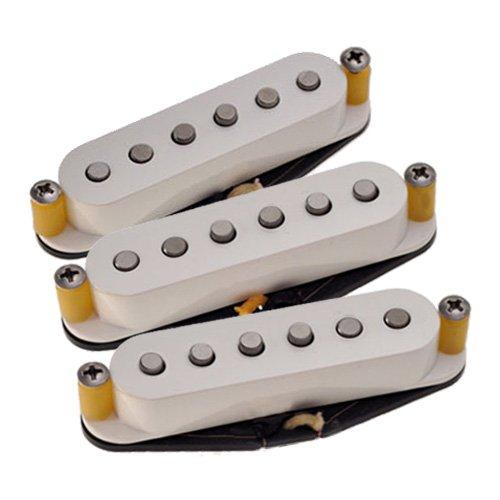 Tonerider TRS1 Pure Vintage Stratocaster Pickup Set - White