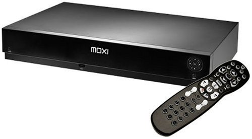 Moxi 3-Tuner 500GB HD Digital Recorder