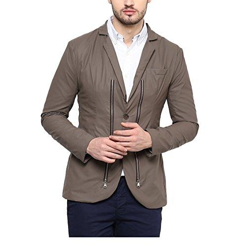 Yepme Men's Polyester Blazers – YPMBLZR0005-$P