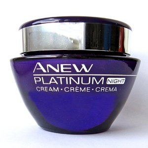 Avon Anew Platinum Night Cream 1.7oz Full Size
