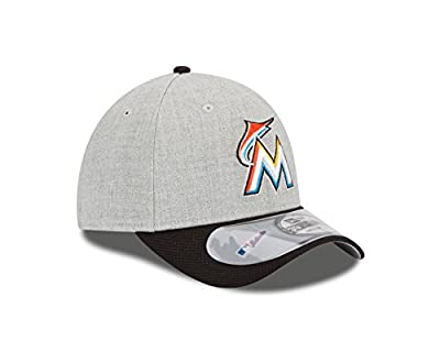 MLB Miami Marlins 2015 Clubhouse 39Thirty Cap