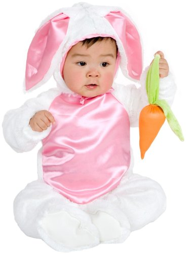 Charades Costumes - Plush Bunny Child Costume