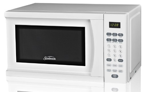 Sunbeam SGS90701W-B 0.7-Cubic Foot Microwave
