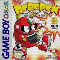 Game Boy Color Nintendo (tm) Majesco Sales Inc. Robopon Sun Version