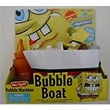 Spongebob Squarepants Bubble Boat