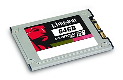 Kingston SSD V+100 64GB SATA2 1.8inch Hard Drive by KIngston