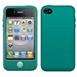 SwitchEasy Colors for iPhone 4 Turquoise