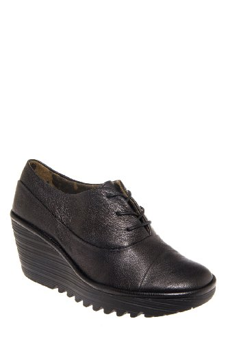 Fly London Yif Mid Wedge Shoe