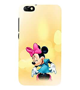 EPICCASE Minnie Rays Mobile Back Case Cover For Huawei Honor 4X (Designer Case)