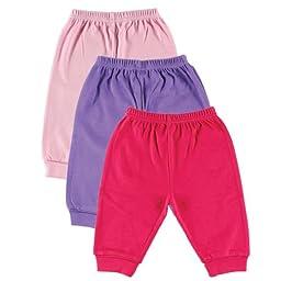 Luvable Friends 3-Pack Pants