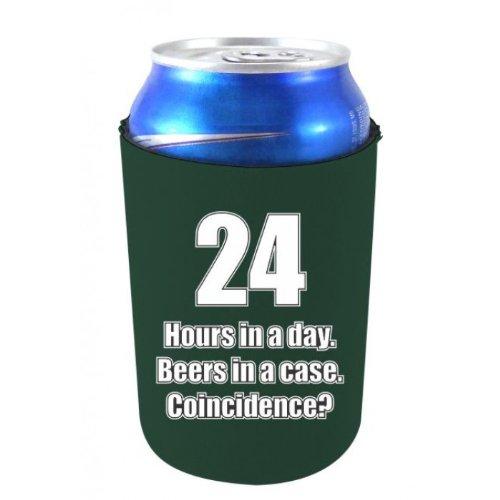 16 Oz Beer Can Koozies front-825268