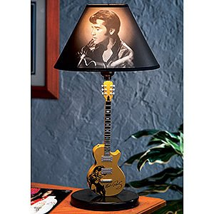 Elvis guitar table lamp learn to play guitar elvis guitar table lamp aloadofball Image collections