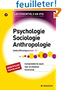 Psychologie, Sociologie, Anthropologie : Unit� d'Enseignement 1.1