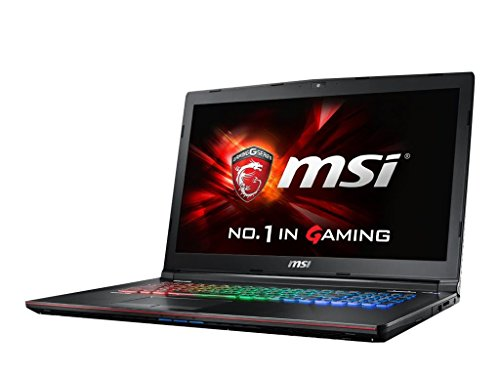 "MSI GE72 Apache Pro-029 17.3"" GAMING LAPTOP NOTEBOOK NVIDIA Geforce GTX960M i7-6700HQ 16GB 128GB SSD+1TB WIN10"