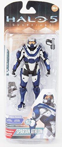 McFarlane Toys, Halo 5, Spartan Athlon Exclusive Action Figure, 5 Inches