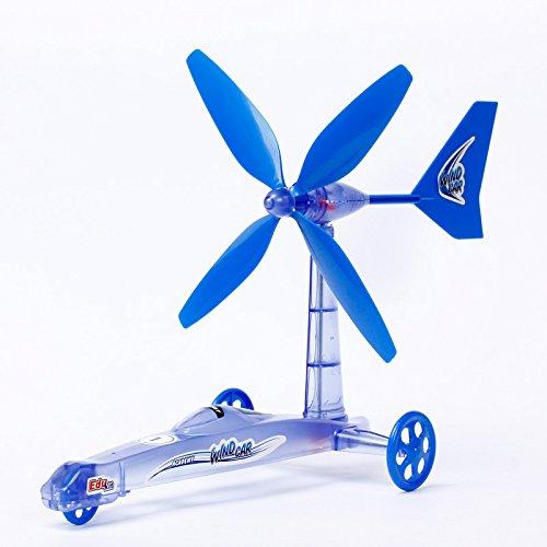 Diy Kit Diy Toy Educational Kit Car Academy Wind Power Car