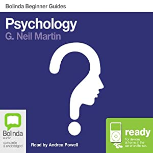Psychology: Bolinda Beginner Guides Audiobook