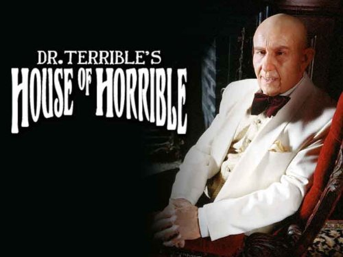 Dr. Terrible's House of Horrible Season 1