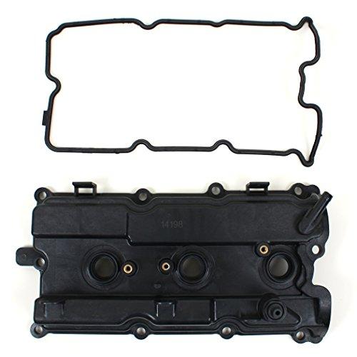 Brand New FVC120 Valve Cover, Valve Cover Gasket, & Spark Plug Tube Seals (Right - Passenger Side) For Infiniti & Nissan 3.5L (3498cc) V6 Engine Code VQ35DE 2003-07 Murano (07 Nissan Murano Valve Cover compare prices)