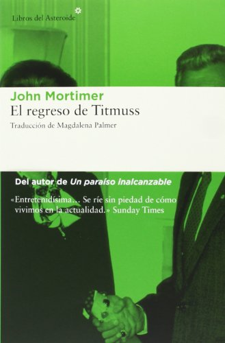 El Regreso De Titmuss descarga pdf epub mobi fb2